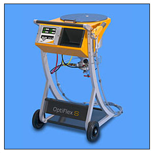 Vopsire in Camp Electrostatic :: OptiFlex 1-S
